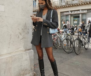 fashion, blogger, and casual look image