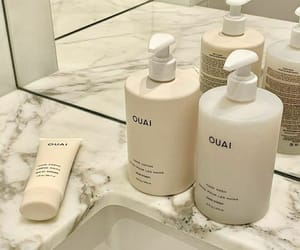 cosmetics, marble, and products image