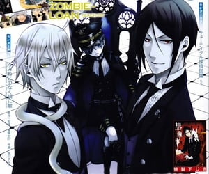 kuroshitsuji, black butler, and ciel image