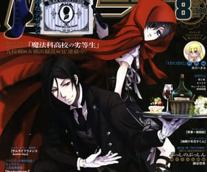 black butler manga prints