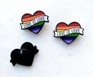 etsy, lgbtq, and rainbow image