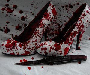 blood and shoes image