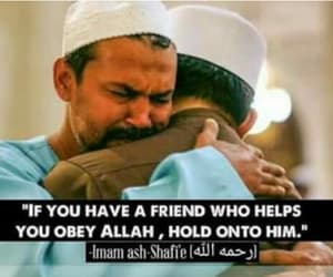 allah, friendship, and islamic image