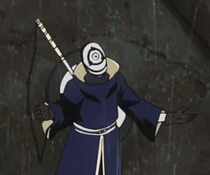 anime, obito, and naruto image