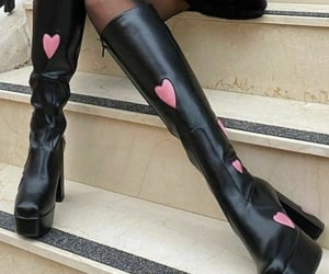 boots, fashion, and aesthetic image