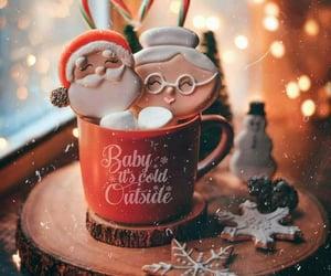 food, merry christmas, and tasty image