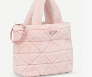 bag, designer, and pink image