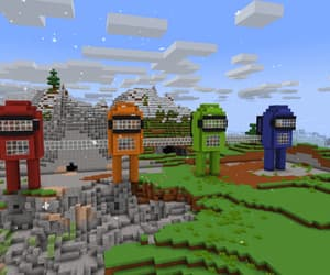 mine craft, games, and pixel art image