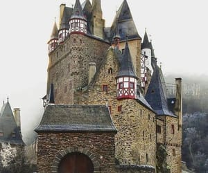 castle, eltz castle, and germany image