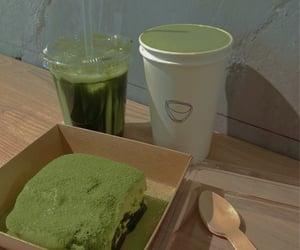 food, green, and theme image