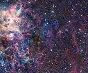 galaxies, blue, and galaxy image