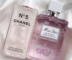 chanel, dior, and perfume image