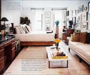 bedroom, nyc, and studio image