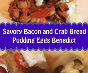 bacon, breakfast, and recipe image