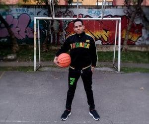 NBA, sport, and negro image