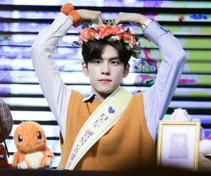flower crown, fansign, and day6 image