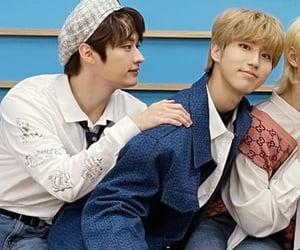 han, jisung, and lee know image