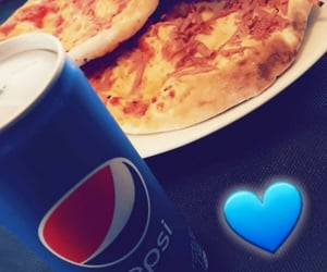 Pepsi and pies image