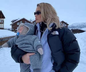 aspen, baby, and blonde image