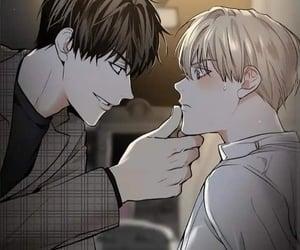 bl, manga, and boy's love image