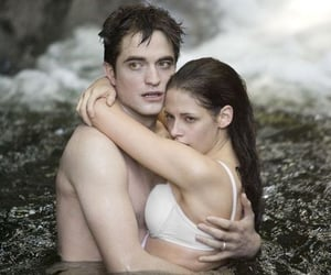 twilight, breaking dawn, and kristen stewart image