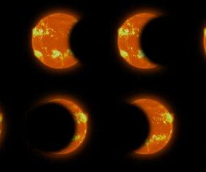 orange, eclipse, and filter image