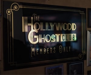 caleb, ghost, and hollywood image