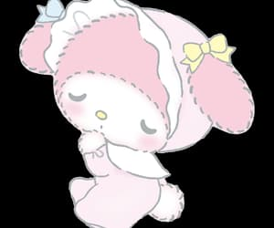 bunny, onesie, and my melody image