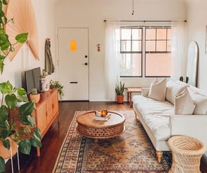 apartment, boho, and home image