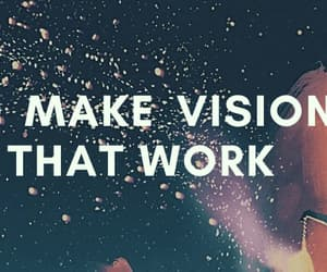 law of attraction, positive thinking, and vision boards image