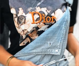 fashion, dior, and aesthetic image