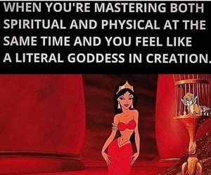 creation, goddess, and quote image