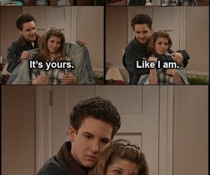 boy meets world, subtitles, and 90' image