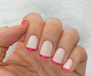 manicure, nail art, and francesinha colorida image