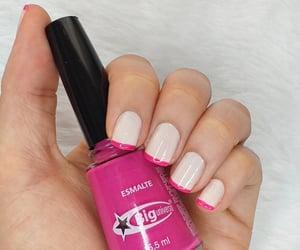 manicure, nail art, and a garota esmaltada image