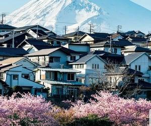 fuji and japán image