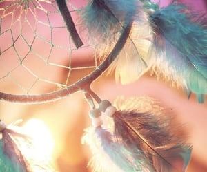dreamcatcher, atrapa sueños, and cute image
