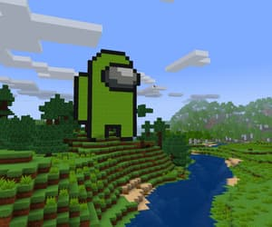 game design, pixels, and free minecraft image