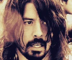 dave grohl, music, and rock image