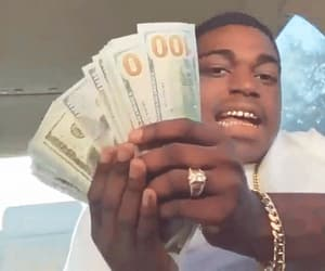 chains, gif, and money image