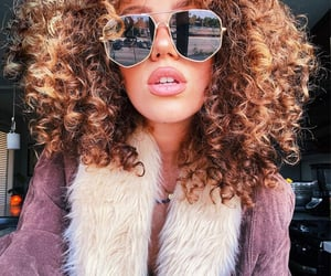 90s, beauty, and curly hair image