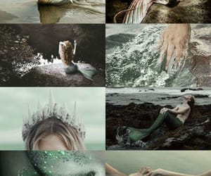 aesthetic, water, and godess image