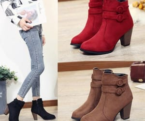 fashion, shopping, and footwear image