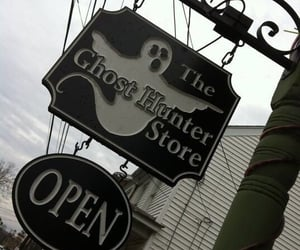 ghost, Halloween, and dark image
