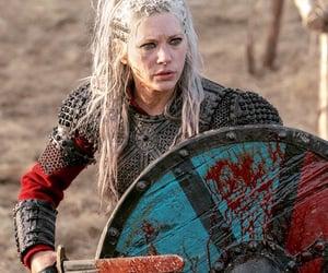 girl power, viking, and vikings image