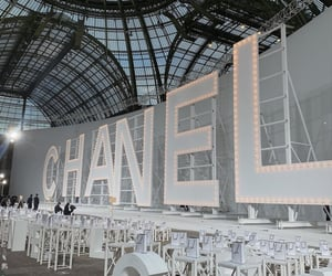 aesthetic, chanel, and fashion show image