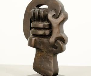 art, contemporary sculpture, and bronze sculpture image