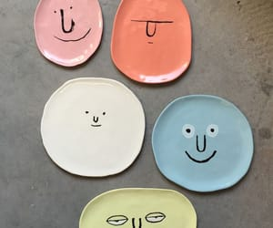 faces and plates image