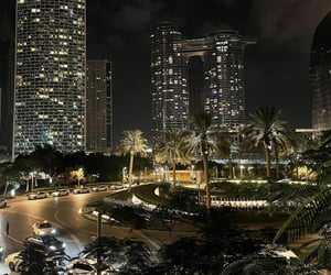 aesthetic, city, and Dubai image