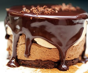 chocolate, desserts, and sweet image